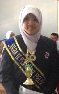 Afifah N, SMA Plus N 2 BA III